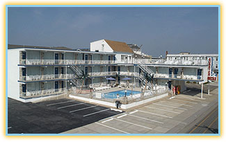 Quarterdeck Motel - Wildwood Motel